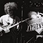 Robert Smith, The Cure Athènesjuillet 1985