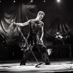 David BowiePraguefévrier 1996