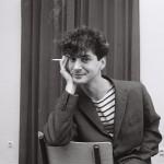 Etienne Daho Nancy mars 1985