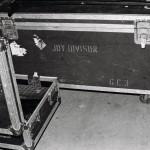 Joy Division Liège (Belgique) août 1984