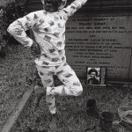 Lee Scratch PerryCimetière de Kensal Green, Londres septembre 1987
