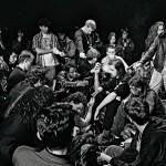 Conférence de presse de Nirvana Rennesdécembre 1991