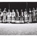 Le Mystère des Voix BulgaresPaléo Festival, Nyon (Suisse)juillet 1990