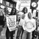 NirvanaLondresaoût 1991
